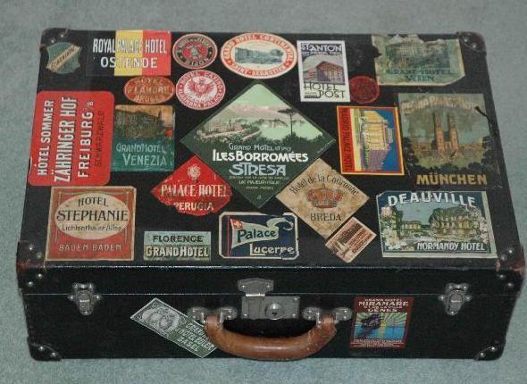 urne de mariage valise - Urne Mariage Valise